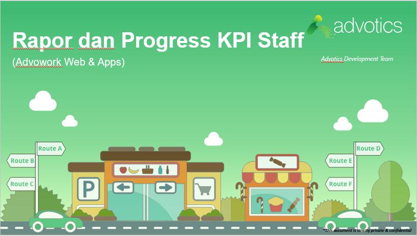 RN rapor & progress KPI staff