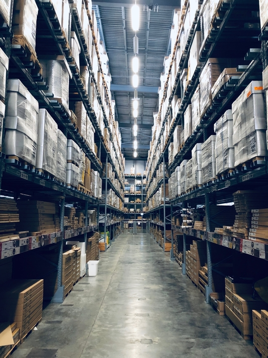 stock warehouse management