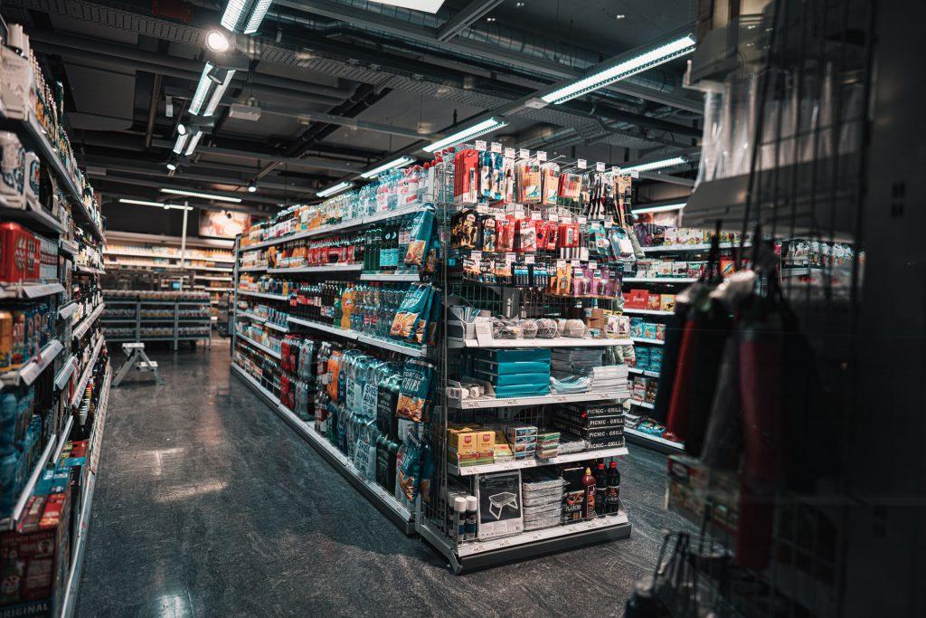supermarket stock inventory