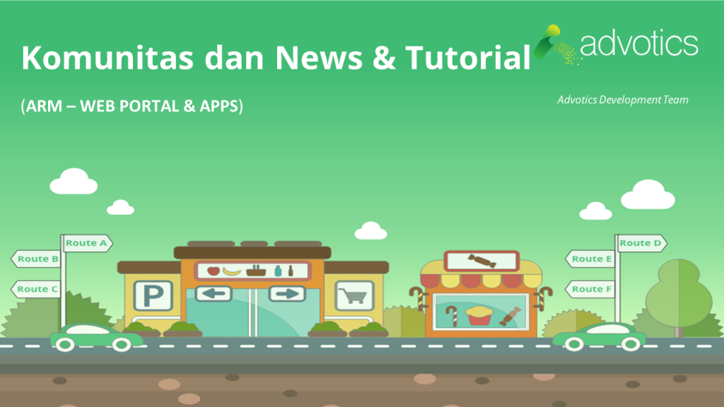 RN komunitas news & tutorial