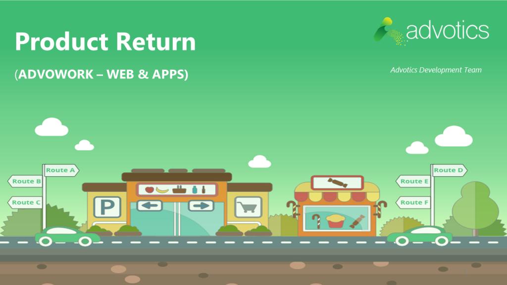RN product return