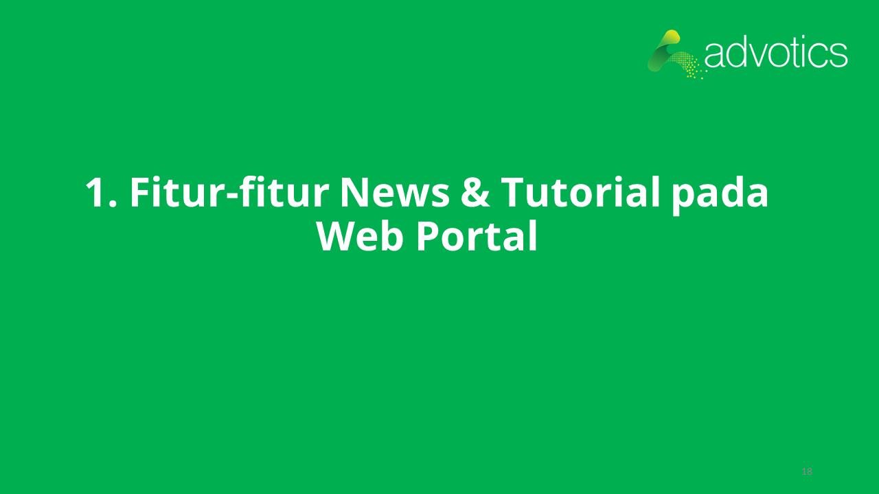 RN fitur news tutorial pada web