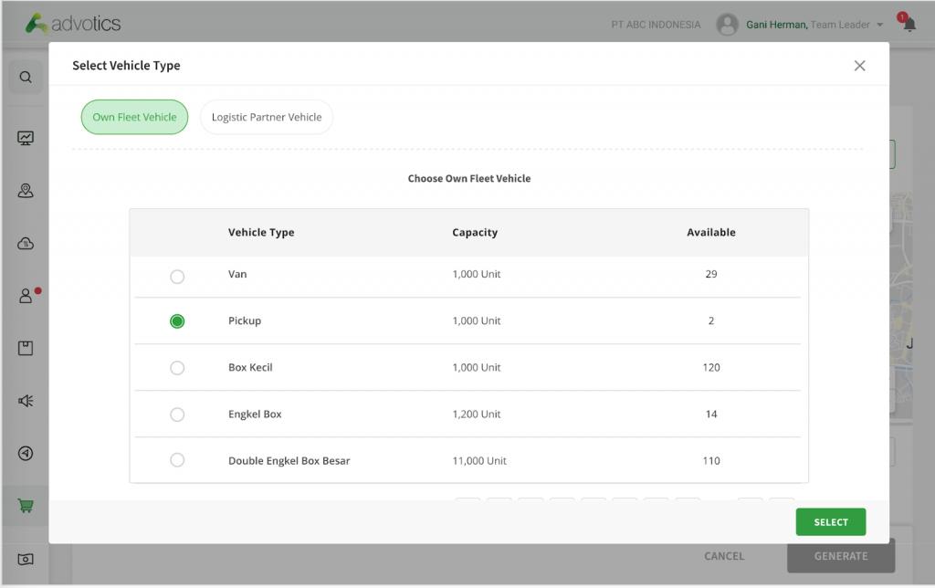 delivery planning system blog
