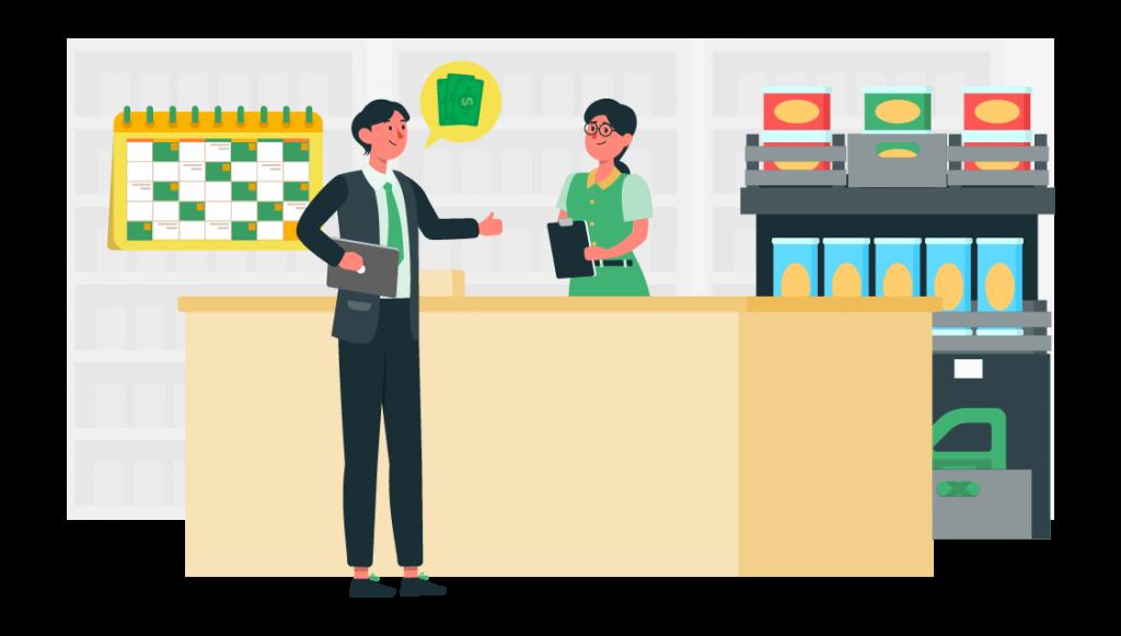 9 cara maksimalkan kunjungan toko salesman